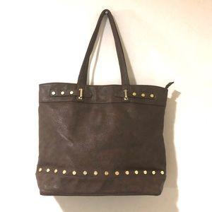 Olivia & Joy PVC Leather Tote